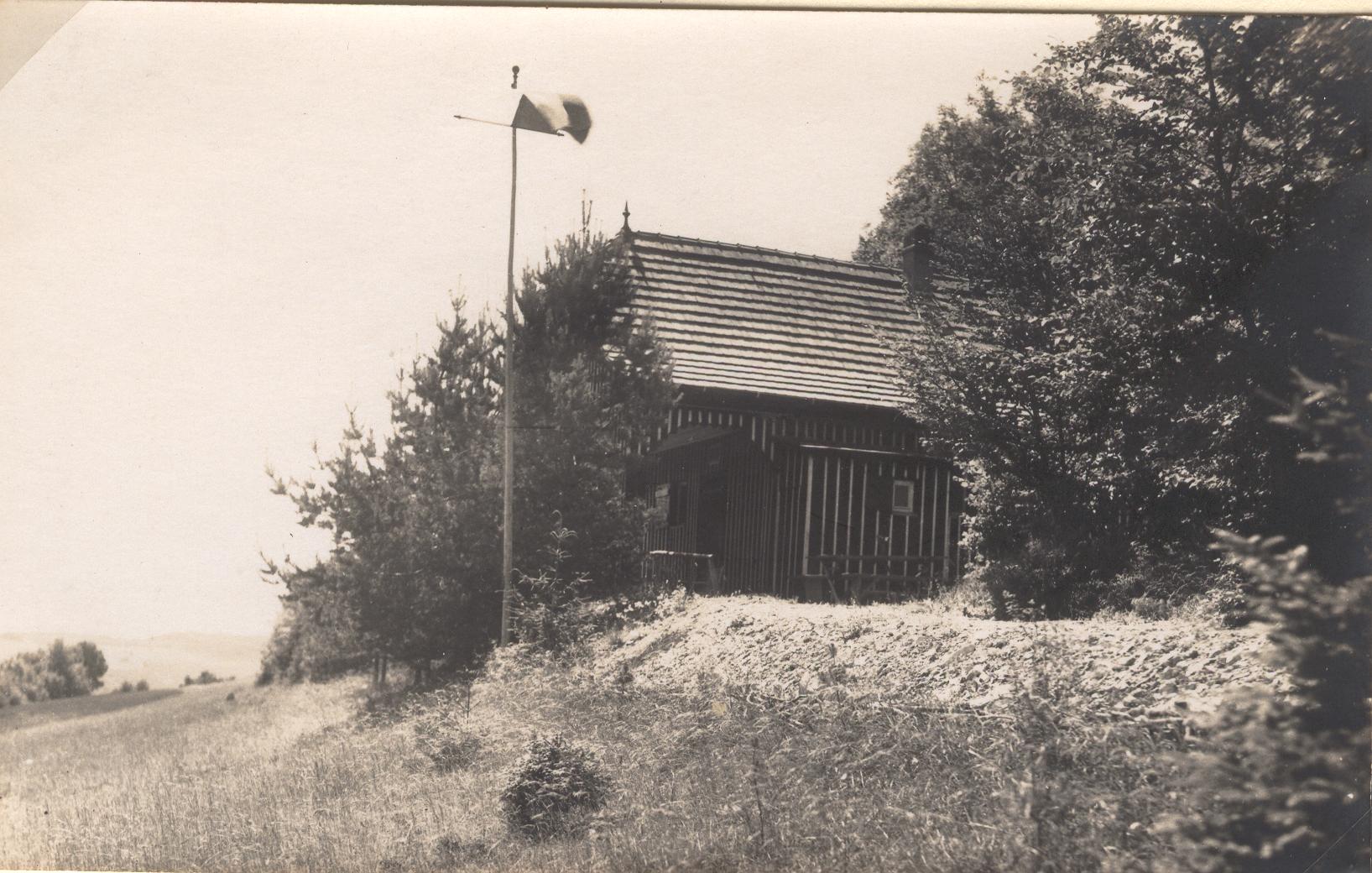 Hütte_1922
