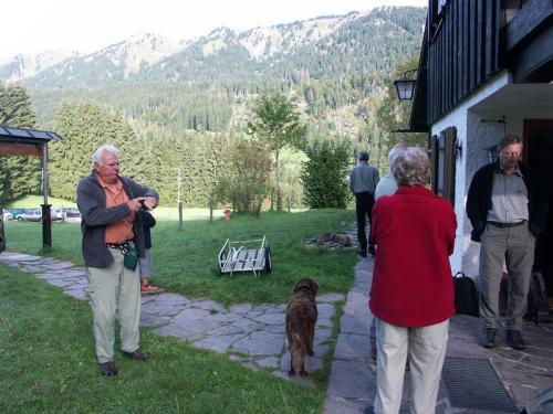 Alpenwanderung 2006