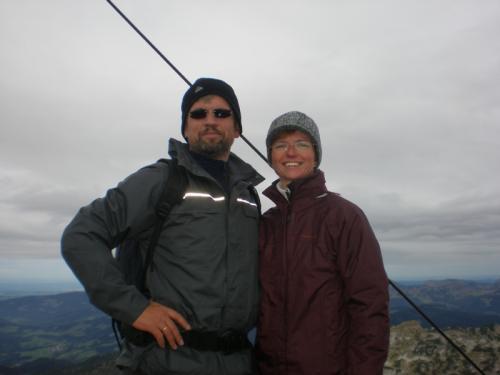 Alpenwanderung 2010
