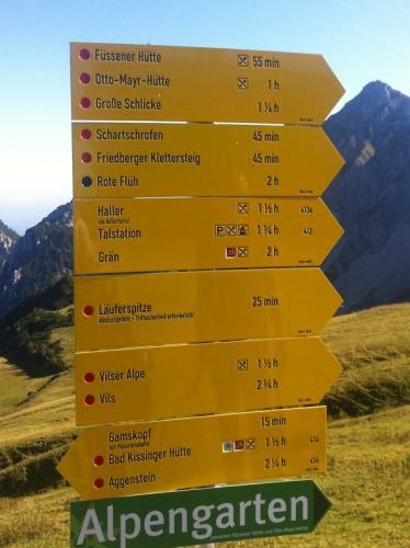 Alpenwanderung 2016