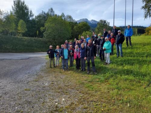 Alpenwanderung 2020 Nesselwang